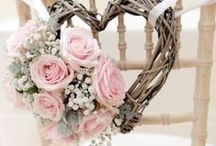 Wedding inspiration / Wedding decorations, dresses, bridesmaids, ceremony and reception ideas and more.