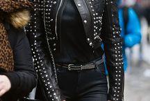 FASHION   Leather Loving