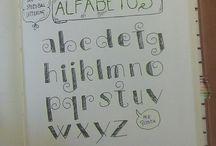 Handlettering - Doodle - Clip art