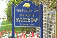 Oyster Bay, NY / Celebration of Oyster Bay, NY on Long Island's Gold Coast. Northshore