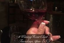 #WiningHourChat Wines / #Wininghourchat takes place every Tuesday at 9 pm EST on Twitter @wininghourchat. Join Li, Cara & Maggie to engage in a moderated #tasteandtalk about a different wine each week. We welcome everyone from novice to expert. More info: http://thewininghour.blogspot.com/p/wininghourchat.html?m=1