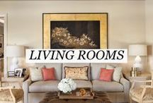 [ Living Rooms ] / Eclectic living rooms and sitting rooms. Designed and curated by Willetts Design.