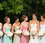 Bridesmaid dresses / Bridesmaid dress casamento