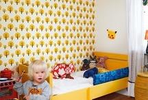 Lastenhuoneideoita