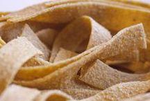 I prodotti Luciana Mosconi / La nostra pasta secca all'uovo... e non solo!
