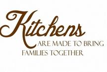 Kitchen's inspiration