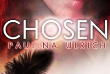 Fighting Fate Series / My other book series for matureYA/NA paranormal romance. CHOSEN is the first book.
