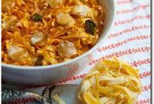 Pasta, ricette, primi piatti / Tutte le ricette realizzate con la #pasta all'uovo #LucianaMosconi... e non solo! #food