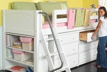 DECOR: Child's Room / Items I would love to have in a child's bedroom or playroom. (If money was of no concern) / by Kylie R