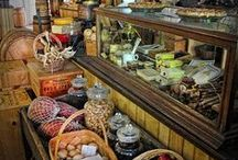 Country/General Stores / Country store items and displays / by Sherry Miller Reesor