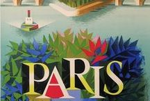 Vintage Travel Posters / by Bobbie Sims-Metcalf