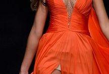 Orange Peach / That vibrant colour called ORANGE