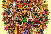 Mexican folk art / by Yvonne Jenks