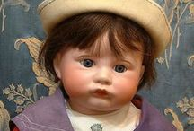 Antique S.F.B.J. Dolls / by Sherry Miller Reesor