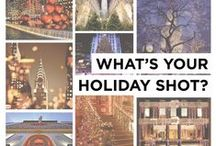 #EmpireNYCHoliday / Capture an image of your favorite holiday moment and tag it with #EmpireNYCholiday and @TheEmpireHotel on Instagram or Twitter. The image with the most votes at the end of the submission period will win a free night stay at The Empire Hotel in New York City!