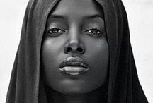 BLACK : black  is #Black / #black #metisse #beauté #people #ethnik