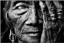 PHOTOS : Les vieux et doyens / Les #vieux et #doyens #visages #temps #visage #photo