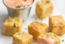 Tofu Party Food / Tasty treats to share with your friends and family all in one place. Whether it's a birthday, holiday party or anniversary we hope you find the perfect recipe for every occasion.