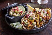 Tacos! / Fish tacos, beef tacos , chicken tacos, pork tacos, shrimp tacos, lobster tacos, veggie tacos - everything tacos