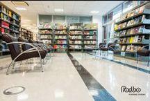 Educação / Colégios e obras educacionais com pisos Forbo.