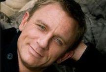 Daniel Craig / by Yvonne Jenks