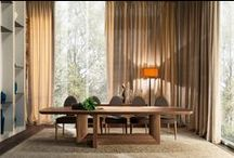 A DREAM IN WALNUT / SELVA presented in 2014 their new Collections in Walnut.