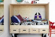 Kids room - design for kids / Great ideas for the kids room