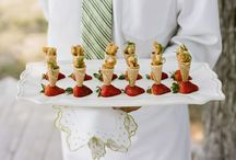 Catering ideas / by Stephanie Kistner