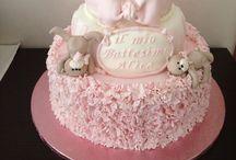Baptism cake / Baptism Alice