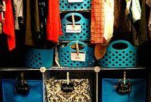 Organização do Closet/ Guarda Roupas / Organização de Guarda Roupas Organização de Closet Organização de Roupas