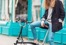 Bike In Style.