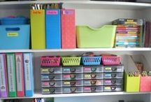 Classroom Organization / Are you looking for some great ideas for organizing your classroom? Whether you have a large or small classroom, or you are in a school or homeschool, you'll find awesome ideas for storage, desks, DIY, seating, and decorations for elementary classroom organization. Be sure to follow this board for new ideas!