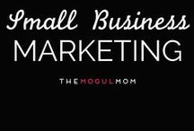 Small Business Marketing / Marketing small businesses | Insights + inspiration + empowerment for mompreneurs. Grab our free 22-page resources guide: resources.themogulmom.com