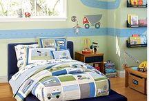 Ideias para a casa / Boy bedroom ideas