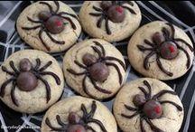 Halloween baking!!