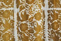 Textiles, telares, tejidos, bordados