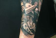 Star Wars Tattoo TODO