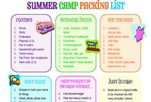 B-Prepared / From packing lists to safety tips, check out these ideas to help you prepare for most anything!
