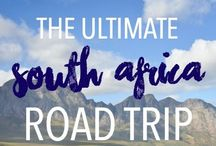 Places to travel in South Africa / Country view of South Africa