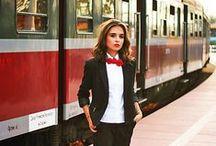 Unfinished Business Fashion Inspiration / Inspiration, Motivation, Business