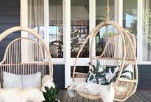 Backyard Living / A personal nature sanctuary.