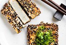 Just Add Tofu / Recipes that will make you love tofu!