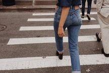 Po-Parade ♥ Jeans, Po und Beine