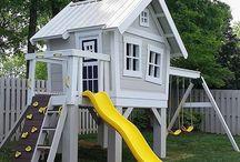 Swings & Playhouses