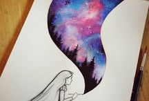 art. / Drawings and art that inspires me.