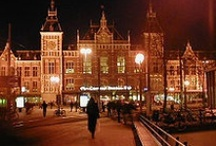 InterRail - Summer 2013 / Plan: Amsterdam > Berlin > Prague > Vienna > Budapest > Sarajevo > Mostar > Rome> Florence > Venice > South Coast of France > Barcelona > Pyrenees > Paris. Sounds good right?