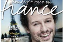 Magazine Rendez-vous en France / Sfoglia tutte le edizioni dei magazine sulla Francia