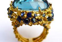 Jewellery - Rings / by Helen Upton