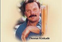 thomas kinkade / by Kyla Gould