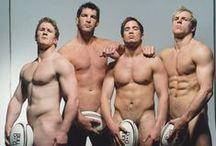 sportsmen / sexy sportsmen, bulge